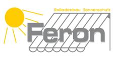 Feron Logo - Rolladenbau und Sonnenschutz