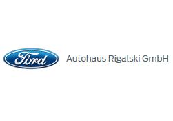 Ford Autohaus Rigalski Logo